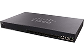 Thiết bị mạng Cisco | 12-Port 10G SFP+ Stackable Managed Switch CISCO SX550X-12F-K9-EU