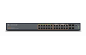 SWITCH LG-ERICSSON | 24-port PoE Managed Switch LG-ERICSSON ES-2024GP
