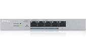 Thiết bị mạng ZyXEL | 5-Port Web Managed PoE Gigabit Switch ZyXEL GS1200-5HPV2