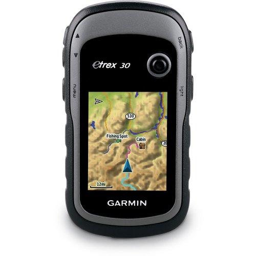 Kết quả hình ảnh cho Máy định vị GPS Garmin eTrex 30