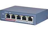 Switch PoE HDPARAGON | 4-port 10/100Mbps PoE Switch HDPARAGON HDS-SW104POE