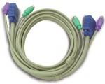 Thiết bị mạng PLANET   Cáp bàn phím, Video, chuột PLANET KVM-CB-5