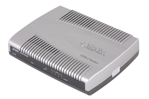 10/100 Mbps Ethernet to VDSL2 Router PLANET VC-230