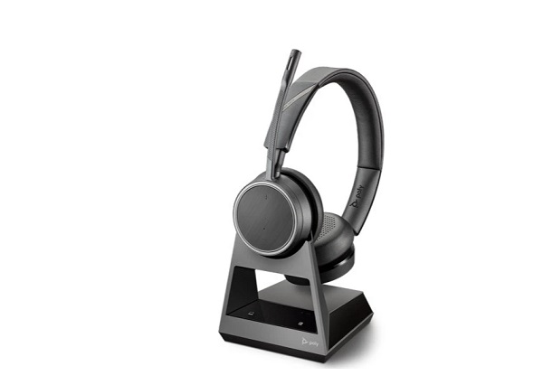 Tai nghe Bluetooth Plantronics VOYAGER 4220 OFFICE, 2-WAY BASE, USB-A (214003-08)