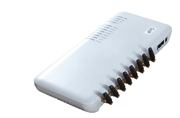 Thiết bị mạng GSM 8 kênh SIM di động GoIP GoIP8