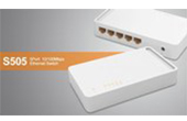 Thiết bị mạng TOTOLINK | 5 ports 10/100Mbps Switch TOTOLINK S505