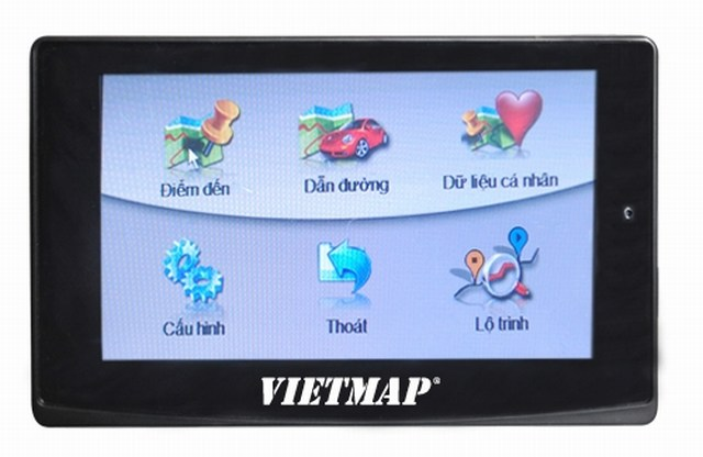Máy định vị GPS dẫn đường VIETMAP VM304