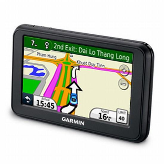 Máy định vị GPS dẫn đường Garmin Nuvi-40