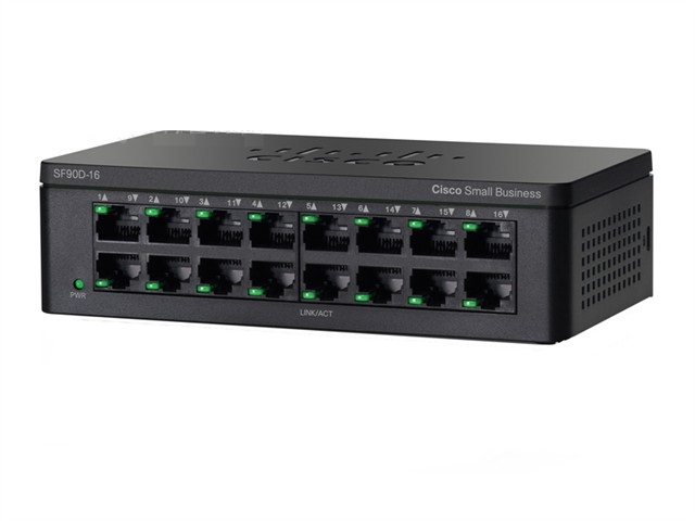 16-port Fast Ethernet Switch Cisco SF95D-16