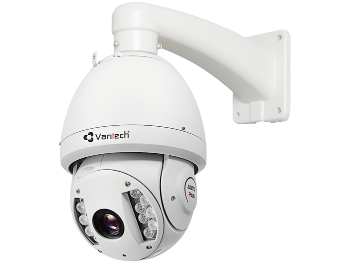 Camera IP Speed Dome hồng ngoại 1.3 Megapixel VANTECH VP-4561