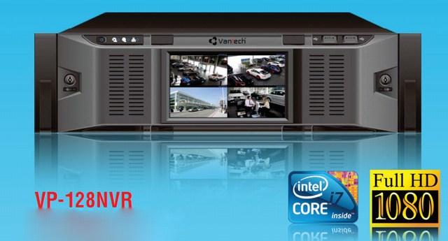 Đầu ghi hình Camera IP 128 kênh VANTECH VP-128NVR