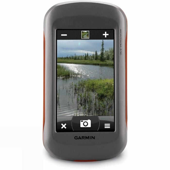 Máy định vị cầm tay GPS Garmin MONTANA 650