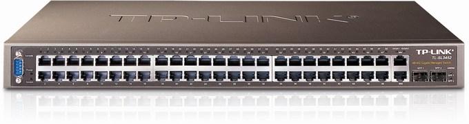 48+4-Port Gigabit Managed Switch TP-LINK TL-SL3452