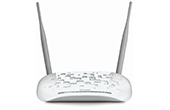 | 300Mbps Wireless N ADSL2+ Modem Router TP-LINK TD-W8961ND