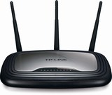 Thiết bị mạng TP-LINK | 450Mbps Wifi N Gigabit Router TP-LINK TL-WR2543ND
