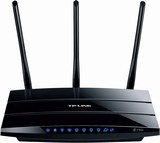 Thiết bị mạng TP-LINK | N750 Wireless Gigabit Router TP-LINK TL-WDR4300