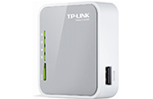 | Portable 3G/4G Wireless N Router TP-LINK TL-MR3020