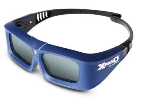 Kính 3D XPAND X102