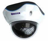 Camera IP QUESTEK | Camera IP Dome hồng ngoại HD QUESTEK QTX-7002IP