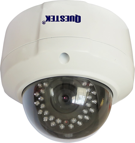 Camera IP Dome hồng ngoại HD QUESTEK QTX-7004IP