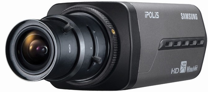 Camera IP SAMSUNG SNB-5000P