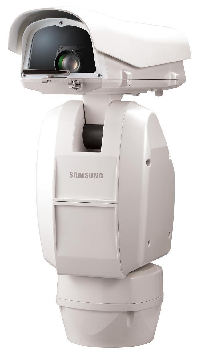 Camera Speed Dome SAMSUNG SCU-9080P