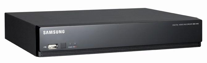 Đầu ghi hình camera kỹ thuật số SAMSUNG SRD-440P