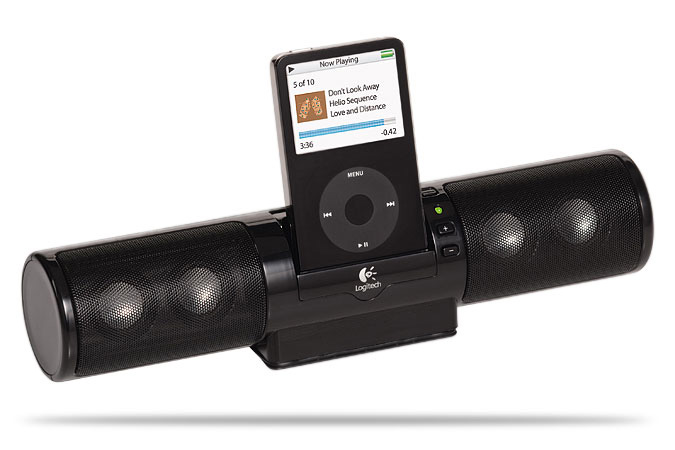 Loa iPod LOGITECH MM32