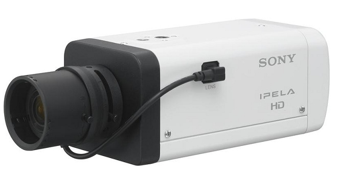 Camera IP SONY SNC-VB600