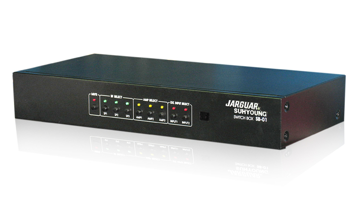 Digital Switch Box JARGUAR SB-01