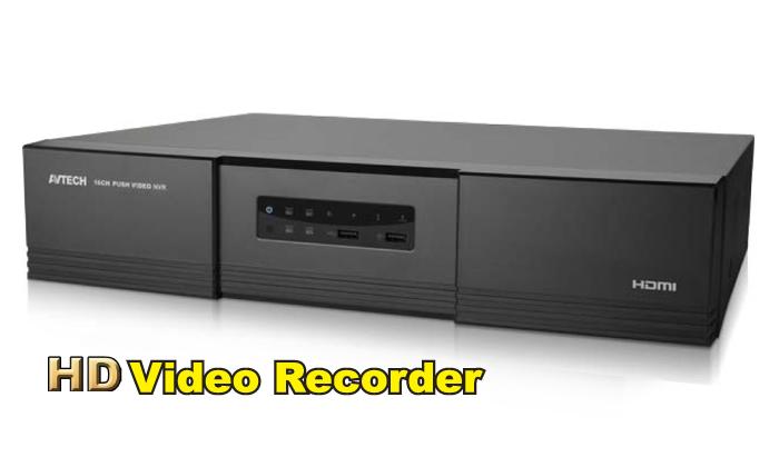 Đầu ghi hình IP Full HD 16 kênh AVTECH AVH516A