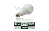 Đèn LED VinaLED | Đèn LED búp 8W VinaLED BLB-8W