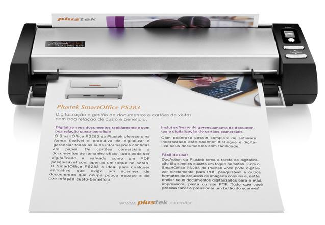 Máy quét Mobile Plustek D430